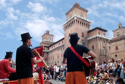 Ferrara Busker Festival 1