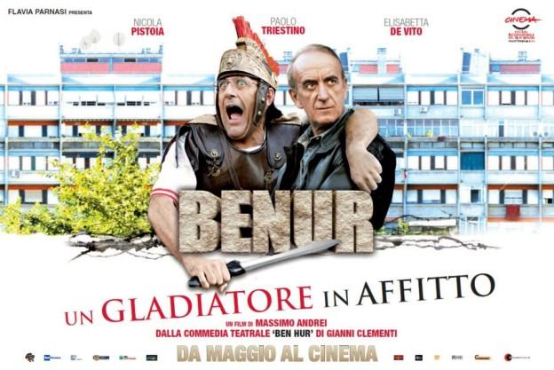 BENUR FILM Locandina
